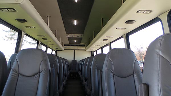 29-35 PAX Luxury Mini Coach