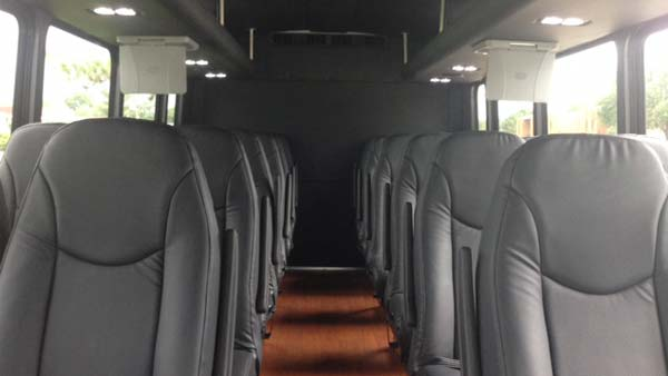 21-24 PAX Luxury Mini Coach