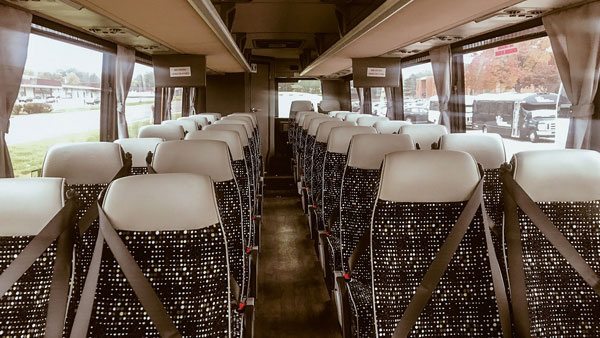Up to 34 Pax Motor Coaches