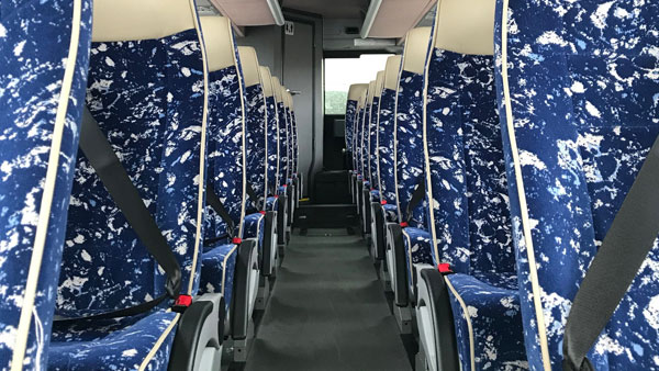Up to 55 Pax Motor Coaches